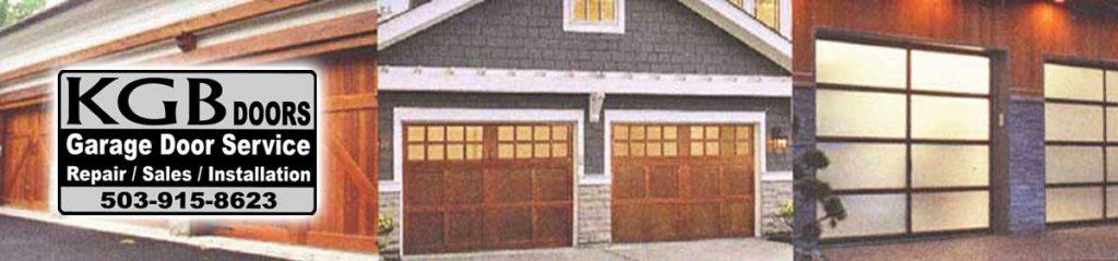 KGB Doors - Garage Door Service - 503-915-8623